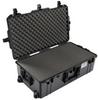 Pelican 1615 Air Case with Foam - Black   SPECIAL PRICE IN CART -- PEL-016150-0001-110 -Image