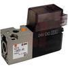 Solenoid Valve, 3 port, NC, 24VDC, M plug w/o connector -- 70071844