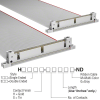 Rectangular Cable Assemblies -- H3WWH-6418G-ND -Image