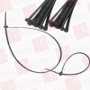 SHAMROCK 534190S ( CABLE TIES YKB-190 - PKG 100PC ) -Image