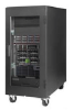 Active Soundproof Rackmount Cabinet with Active Noise Control -- AcoustiRCK™ - Image