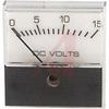 DC Voltmeters, 0-15 VDC. -- 70009774