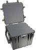 Pelican 0340 Cube Case with Foam - Black | SPECIAL PRICE IN CART -- PEL-0340-000-110 -Image