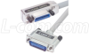GPIB Adapter/Extension Cable, 8 inches -- CMC24XA