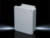 LF Fiberglass Hinged Screw Cover Box -- L-FJ1008CHNFSC - Image