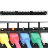 24 Port CAT6 110 Patch Panel Rackmount w/LED Indicator -- 1022-SF-29