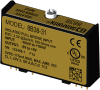 8B38 Strain Gage Input Modules, Wide and Narrow Bandwidth -- 8B38-31 -Image