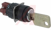 Keylock rotary switch, 2 position -- 70029560 - Image