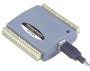 12-Bit DAQ Device with 8 Analog Input and 16 Digital I/O -- USB-1208FS - Image