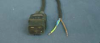 Power Cord C19 to Unterminated -- 4010005-00 - Image