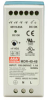 DIN Rail Power Supply, 40 Watts, 48 VDC -- MDR-40-48 - Image