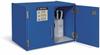 Justrite Non-Metallic Corrosives Storage Cabinet -- CAB126 - Image