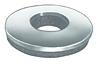 EPDM Bonded Sealing Washer -- 10NEDPDSG - Image