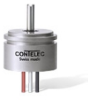 Rotary Encoder, Shaft Type,10-90% of Supply Voltage Output -- Vert-X 2100 Series