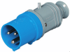EPIC® High-Performance Protected Straight Plugs (IP44) -- CEE Series