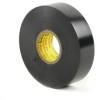 3M 33 Plus Vinyl Tape Black 0.75 in x 66 ft Roll -- 33 PLUS 3/4IN X 66FT -Image