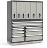 R2V Vertical Storage System -- RL-XKG76S002NS -Image
