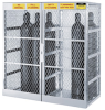 16 Cylinder Storage Locker - Vertical -- CYL23011