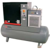 Chicago Pneumatic 15-HP Rotary Screw Air Compressor -- Model QRS15.0HPD