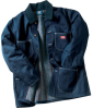 Denim Blanket Lined Chore Coat -- DW-3494