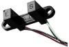 OPTEK TECHNOLOGY - OPB800W51Z - SLOTTED OPTICAL SWITCH, 9.535MM, PHOTOTRANSITOR -- 746360