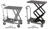 JET® Hydraulic Scissor Lift Tables -- H140777 -Image