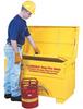 Justrite Safesite General Storage Chest - Weathered Iron -- CAB16030-W.-IRON