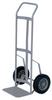 Akro-Mils 300 lb Gray Powder Coated 13 ga General Purpose Hand Truck - Flow Back Handle - 19 5/8 in Width - 7 in Plate Width - 45 in Height - 8 in Mold-on Rubber wheels - R3008MR -- R3008MR