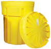 30 Gallon Poly Drum Overpack W/ Screw Top Lid -- PAK130