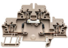 Feed Through with Diode Circuit Terminal Blocks -- ZDK 2.5/D/5