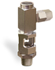 "Straight Heavy Duty Sight Feed Valve, 1/2"" Female NPT Inlet, 1/2"" Male NPT Outlet, Tamperproof -- B749-6 -Image"