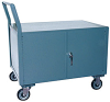 Low Profile Mobile Cabinet -- Model SJ - Image
