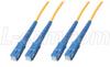 9/125, Single mode Duplex Bend Insensitive, SC / SC, 10m -- SFODBISC-10 -Image
