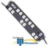 Tripp Lite Hospital-Grade Power Strip -- RS-1215-HG