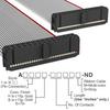 Rectangular Cable Assemblies -- A3CCH-3006G-ND -Image