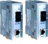 Industrial Gigabit Ethernet To Fiber Media Converter -- EMC202GigE