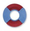 Identification Roll Tape for Color Coding Instruments, Red -- 99973