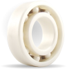 Radial Full Ceramic Bearing -- 6201 ZRO2 TP9/C3