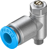 GRLA-M5-QS-6-D One-way flow control valve -- 193139-Image
