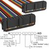 Rectangular Cable Assemblies -- A3CCH-2436M-ND -Image