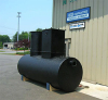 Below Ground Oil Water Separator