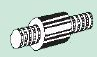 Precision Threaded Spindle -- 85 14 100