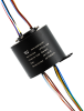 Through-bore Slip Ring with OD 12 mm -- LPT012