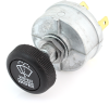 Littelfuse 75228-03 Electric Two-Speed Wiper Switch w/ Dynamic Parking, Zinc Plated -- 43918 -Image
