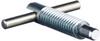 T-Handle Retractable Plungers - Locking & Non-Locking - Steel -- FRT250 - Image