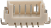Rectangular Connectors - Headers, Male Pins -- H126001DKR-ND -Image
