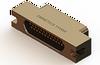 Latching Micro-D Flex Circuit Mount Connectors FF - Image