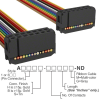 Rectangular Cable Assemblies -- A3AAB-1406M-ND -Image