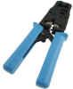 RJ11/12/45 Ratchet Crimp Tool -- 84-117