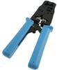 RJ11/12/45 Ratchet Crimp Tool -- 84-117
